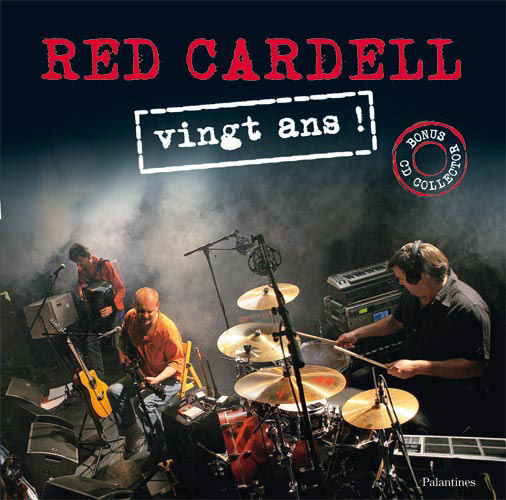 Red Cardell 20-ans