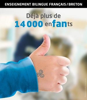 Campagne affichage breton