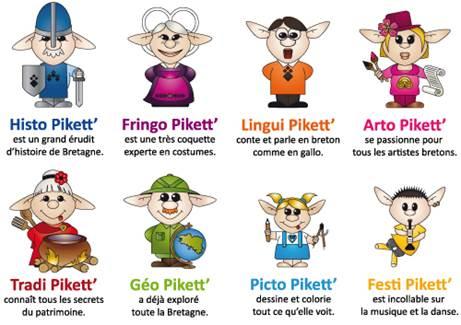 Famille Pikett